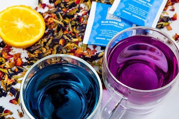 Tea Tonic ishoot image for blog